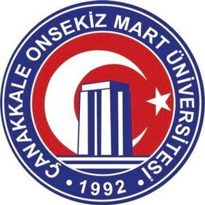 Canakkale Onsekiz Mart University logo