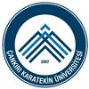 Cankiri Karatekin University logo