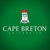 Cape Breton University logo