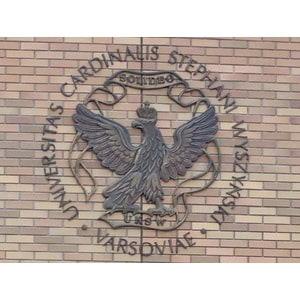 Cardinal Stefan Wyszynski University of Warsaw logo