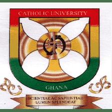 Catholic University College of Ghana logo