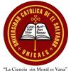 Catholic University of El Salvador logo
