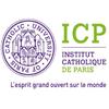 Catholic University of Paris logo