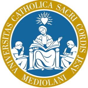 Catholic University of the Sacred Heart logo