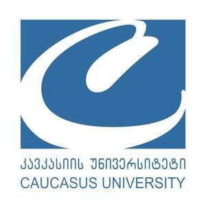 Caucasus University logo