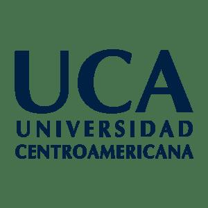 Central American University logo