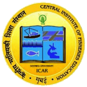 Central Institute of Fisheries Education logo