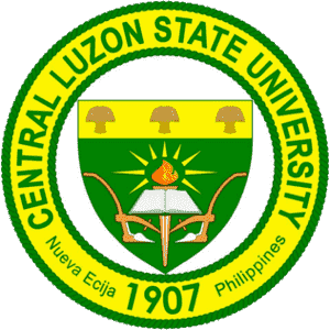 Central Luzon State University logo