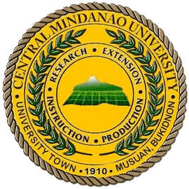 Central Mindanao University logo