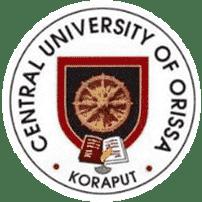 Central University of Orissa logo