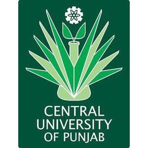Central University of Punjab logo