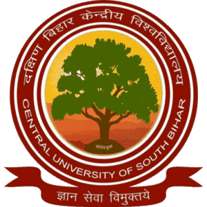 Central University of South Bihar logo