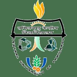 Central University of Tamil Nadu logo