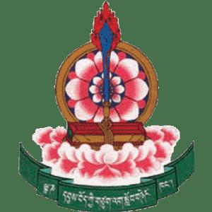 Central University of Tibetan Studies logo