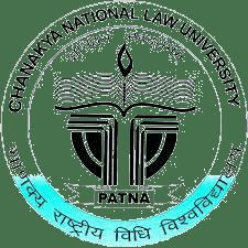 Chanakya National Law University logo