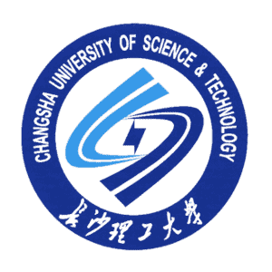 Changsha University of Science and Technology logo