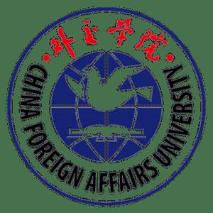 China Foreign Affairs University logo