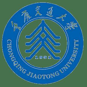 Chongqing Jiaotong University logo