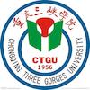 Chongqing Three Gorges University logo
