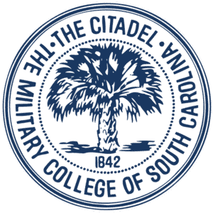 Citadel Military College of South Carolina logo