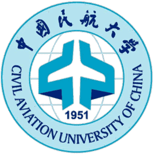Civil Aviation University of China logo