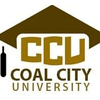 Coal City University logo