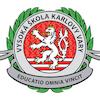 College of Karlovy Vary logo