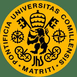Comillas Pontifical University logo