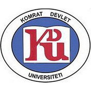Comrat State University logo