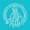Constantine the Philosopher University logo
