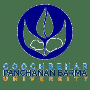 Cooch Behar Panchanan Barma University logo