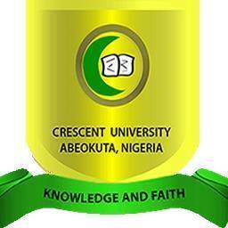 Crescent University, Abeokuta logo