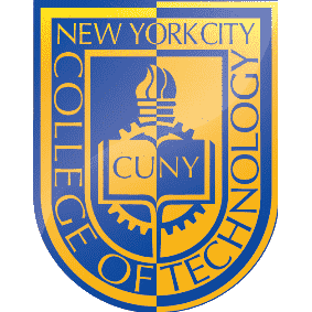 CUNY New York City College of Technology logo