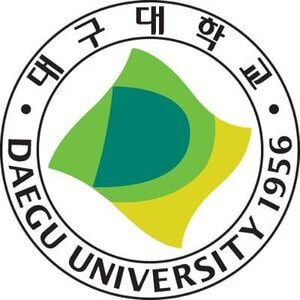 Daegu University logo