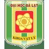 Dalat University logo