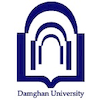 Damghan University logo