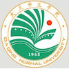 Daqing Normal University logo