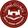 Dar Al-Hekma University logo