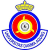 Darma Agung University logo