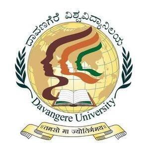 Davangere University logo