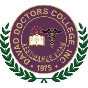Davao Doctors College logo