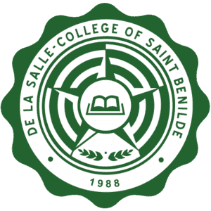 De La Salle - College of Saint Benilde logo