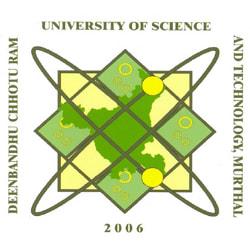 Deenbandhu Chhotu Ram University of Science and Technology logo