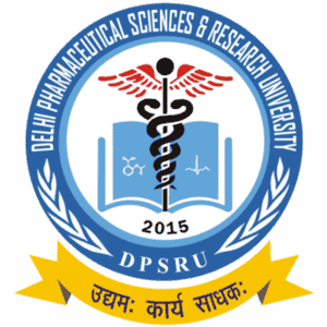 Delhi Pharmaceutical Sciences and Research University logo