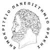 Democritus University of Thrace logo