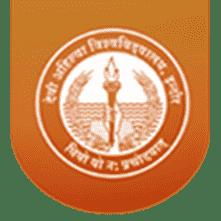 Devi Ahilya University / Indore University logo
