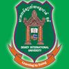 Dewey International University logo
