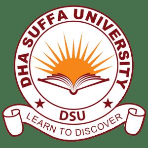 DHA Suffa University logo