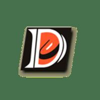 Dharmsinh Desai University logo