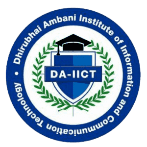 Dhirubhai Ambani Institute of Information and Communication Technology logo